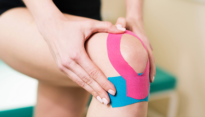 Precautions after total knee replacement surgery