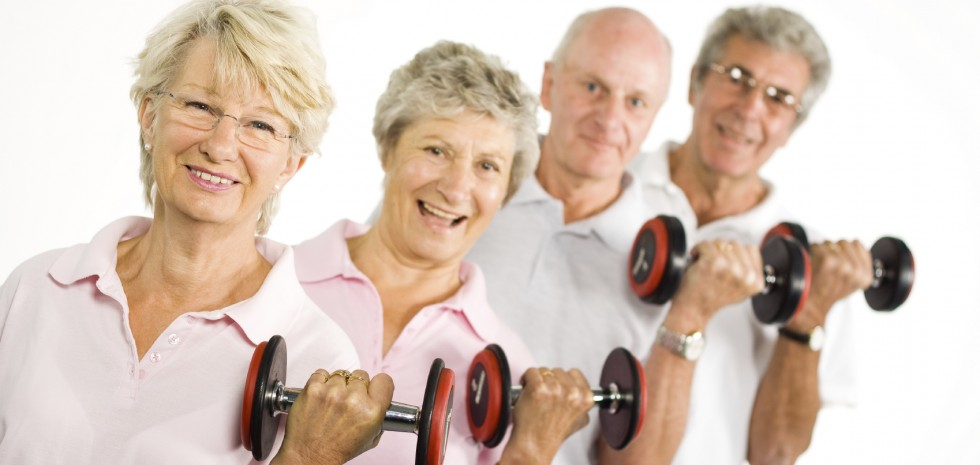 Exercise for preventing osteoporosis