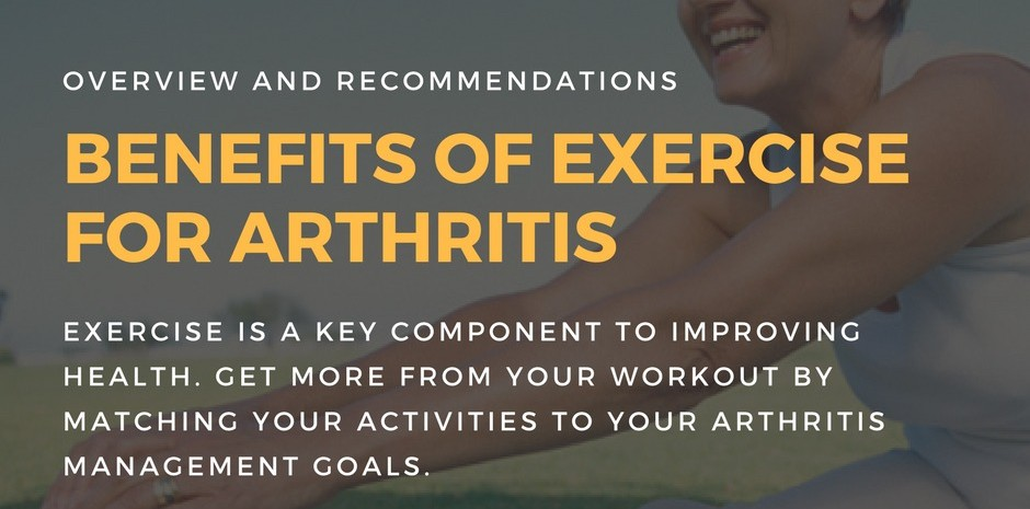 Benefits of Exercise for Arthritis