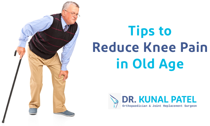 Tips to Reduce Knee Pain in Old Age