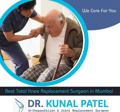 Best Total Knee Replacement Surgeon Mumbai