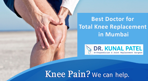 Best doctor for total knee replacement Mumbai