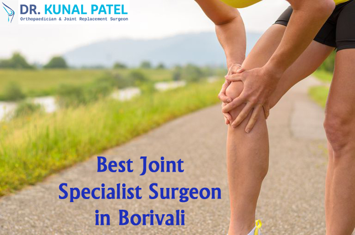 Best Joint Specialist Surgeon in Borivali