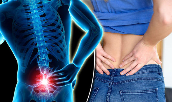 Back pain – causes, symptoms, diagnosis