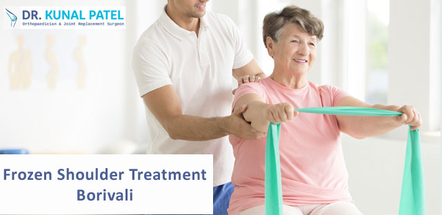 Frozen Shoulder Treatment Borivali